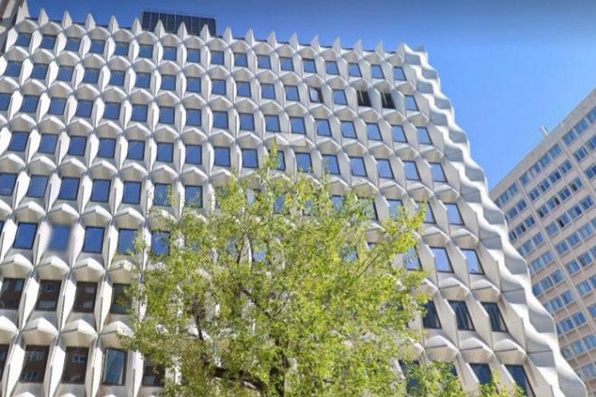 Edificio de oficinas de Zurich / Google Maps