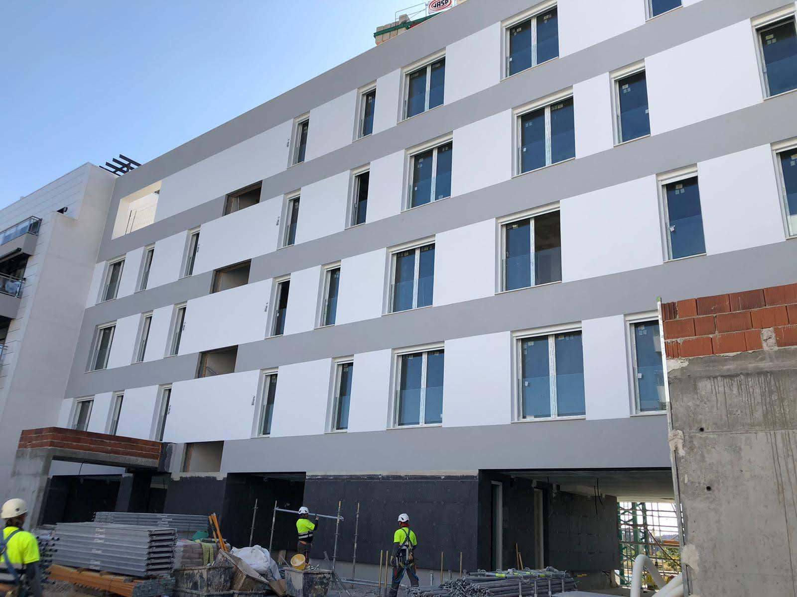Proceso de edificación / DMDV Arquitectos/Landevel ArroyoFresno