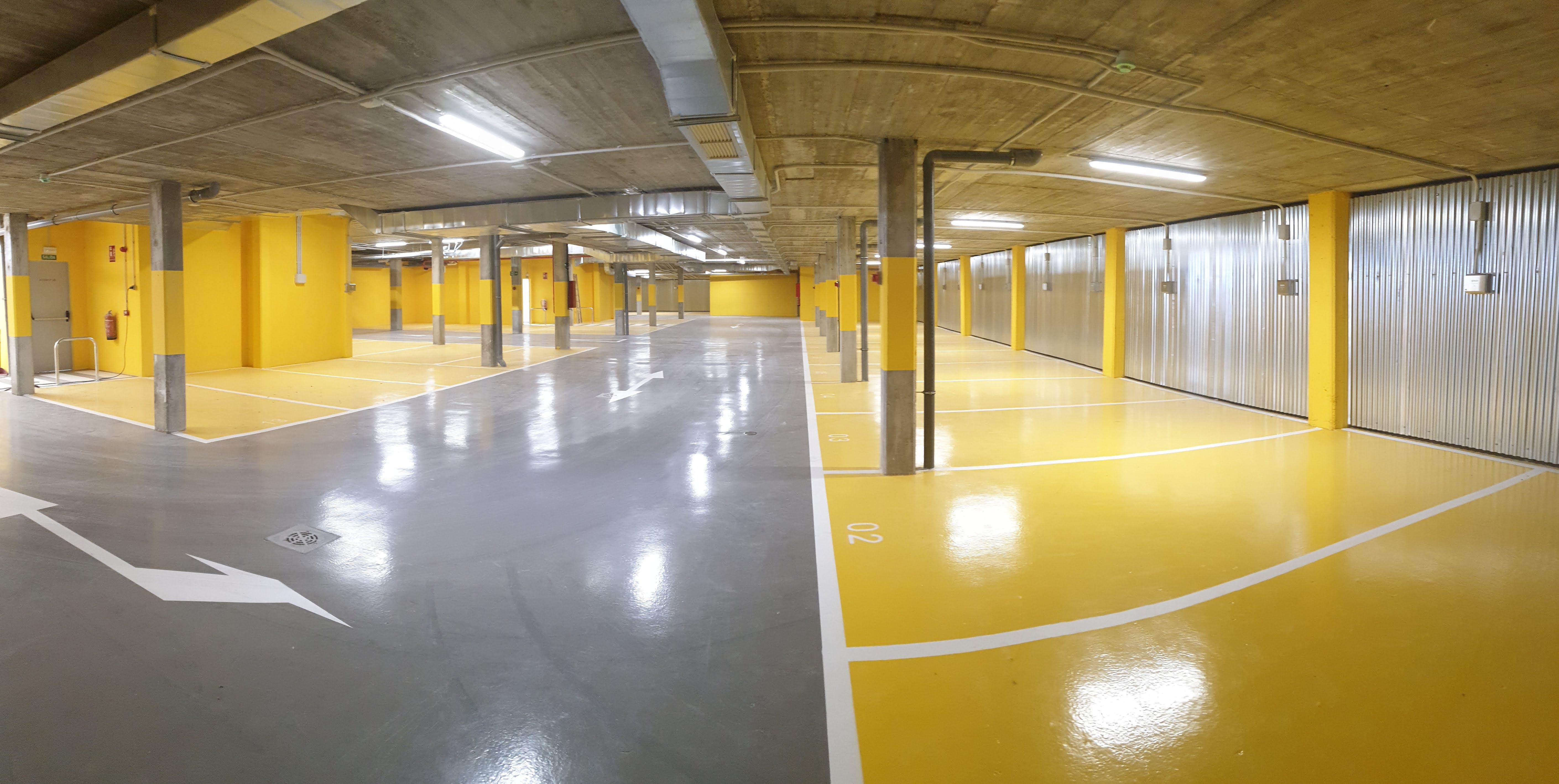 Planta sótano / DMDV Arquitectos/Landevel ArroyoFresno