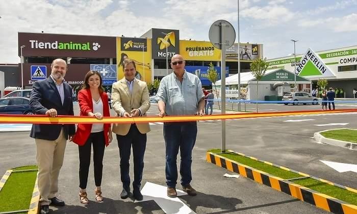 Inauguración del centro comercial On Madrid / Torrejón de Ardoz