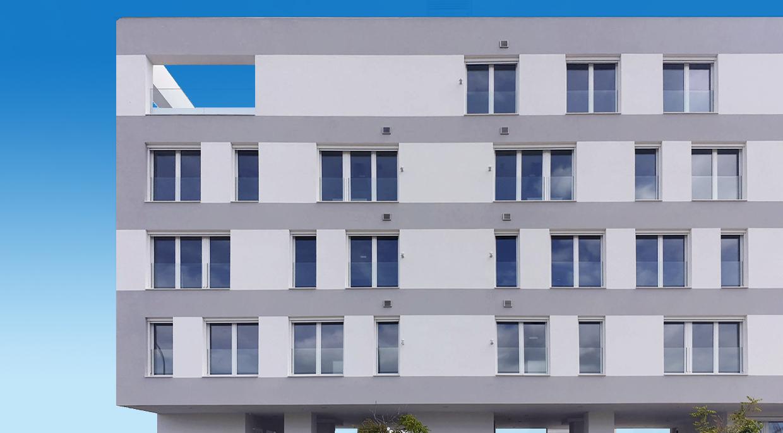 Fachada / DMDV Arquitectos/Landevel ArroyoFresno