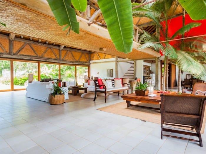 Un estilo muy tropical