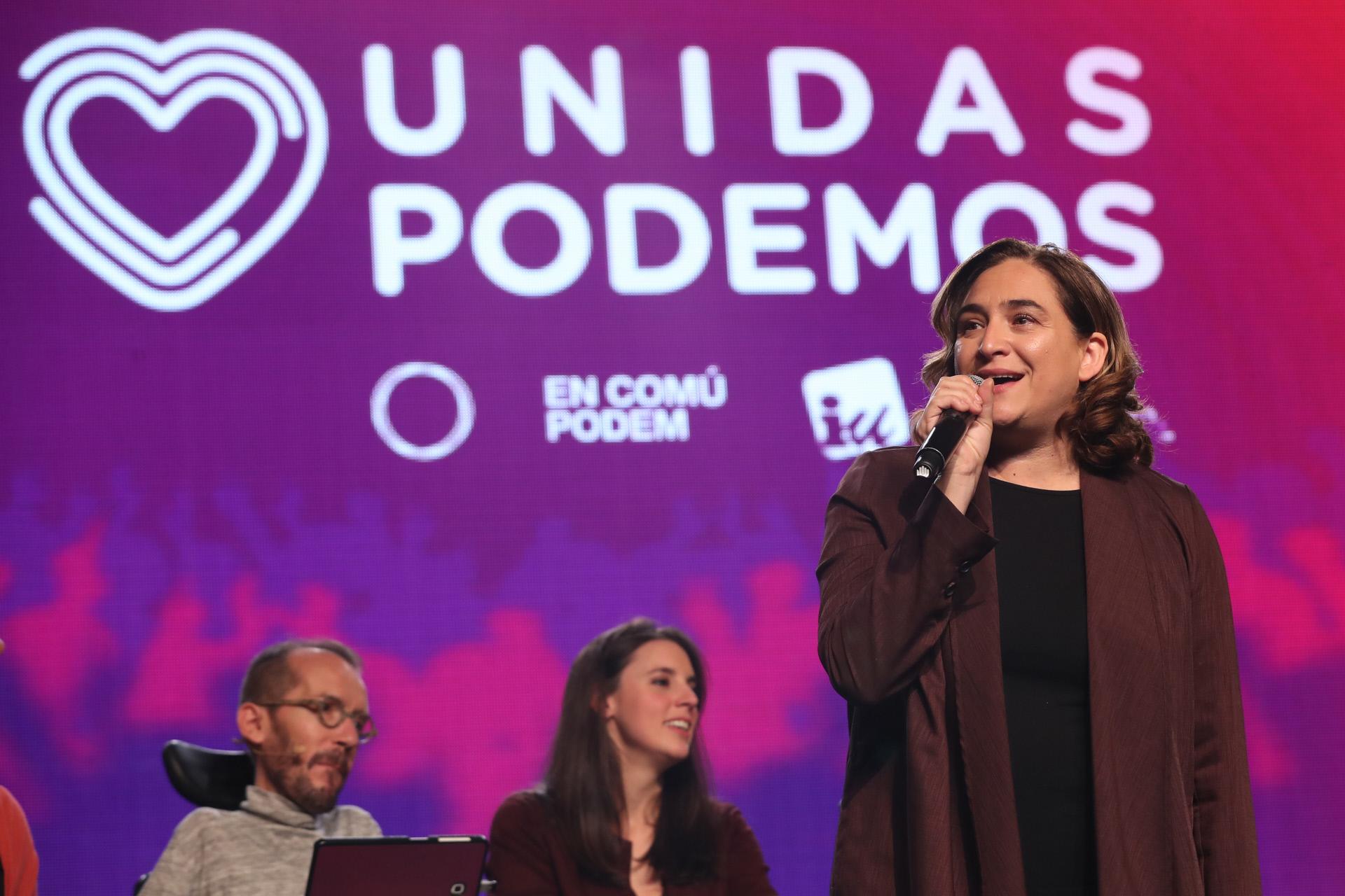 Ada Colau, alcaldesa de Barcelona / Gtres