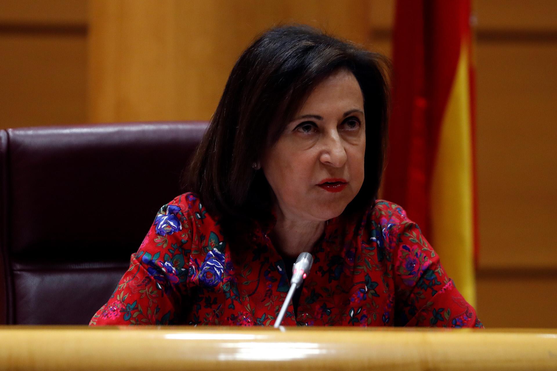 Margarita Robles, ministra de Defensa / Gtres