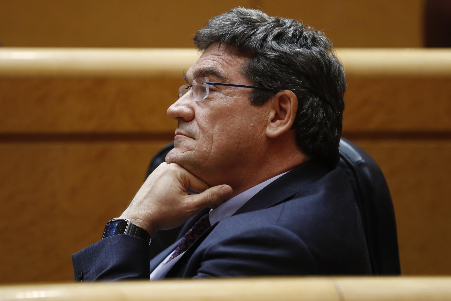 José Luis Escrivá, ministro de Inclusión, Seguridad Social y Migraciones / Gtres