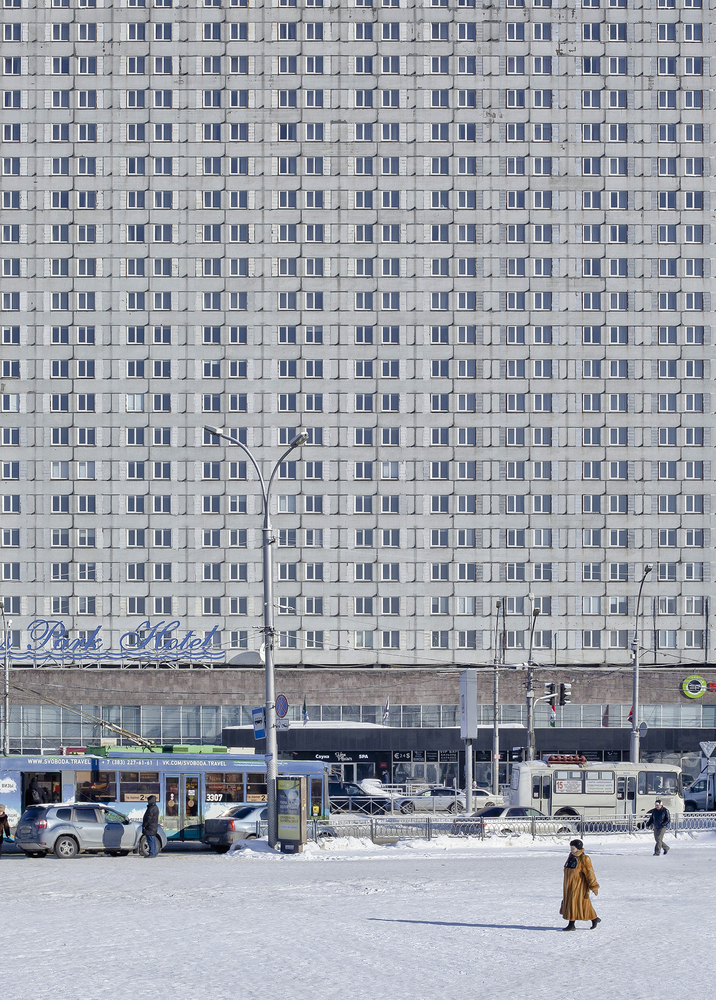 Hotel en Novosibirsk / Alexander Veryovkin/Zupagrafika