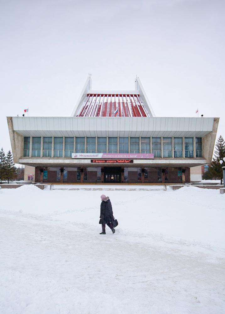 Teatro Musical de Omsk / Alexander Veryovkin/Zupagrafika