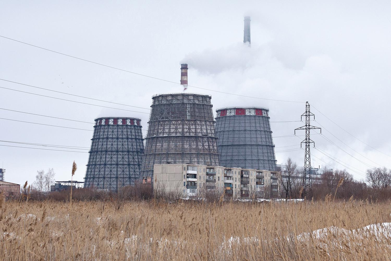 Estación eléctrica en Omsk / Alexander Veryovkin/Zupagrafika