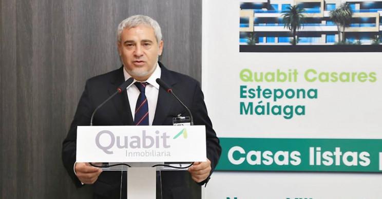 Félix Abánades. / Quabit