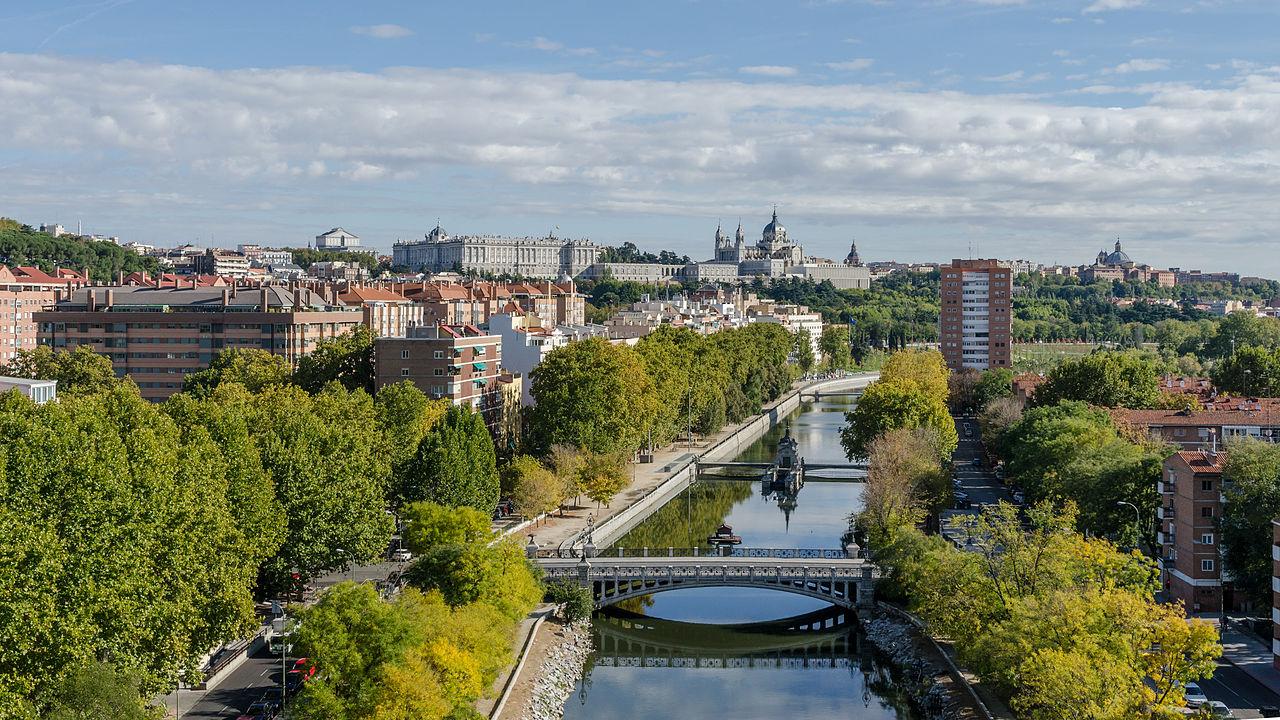 Imagen de Madrid Río / Wikimedia commons
