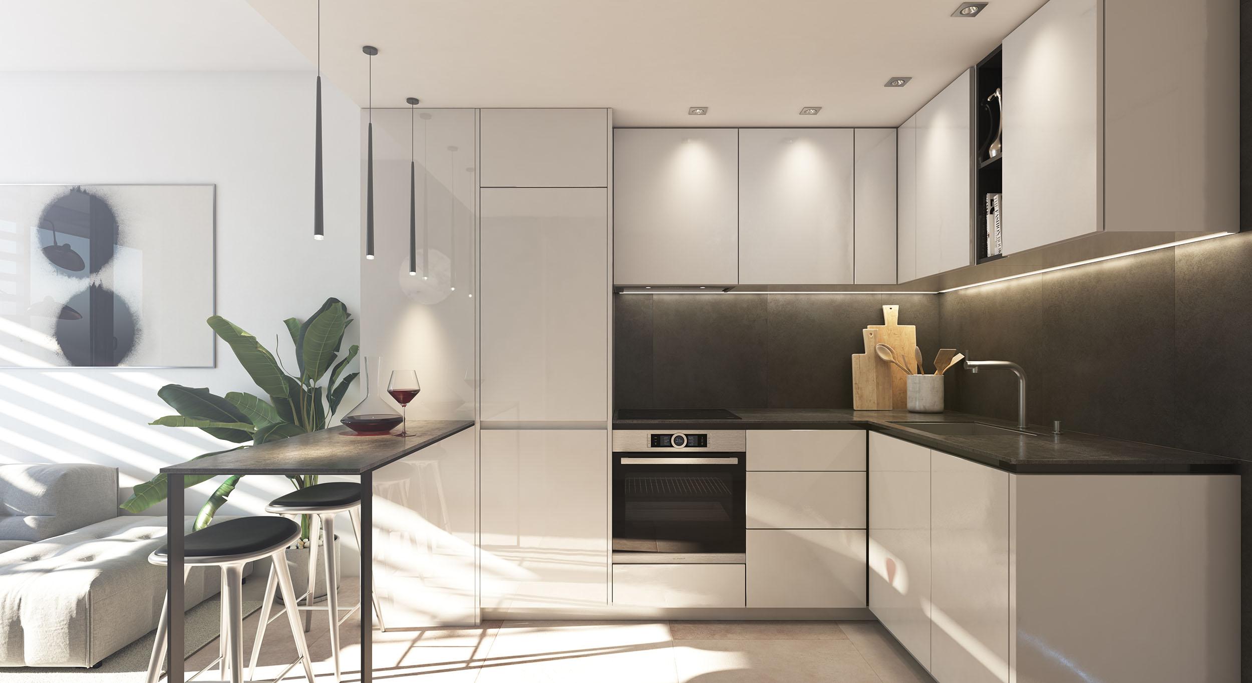 Cocina / ASG Homes