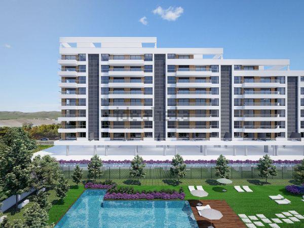 Una promoción de viviendas de Amenabar
