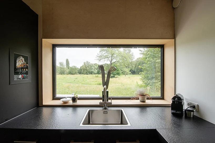 Vistas desde la cocina / Joris Verhoeven