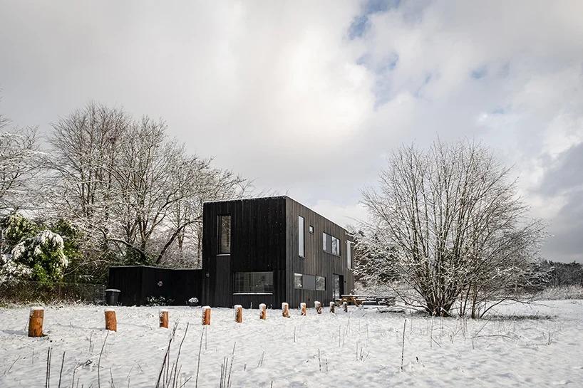 Una casa para vivir todas las estaciones / Joris Verhoeven