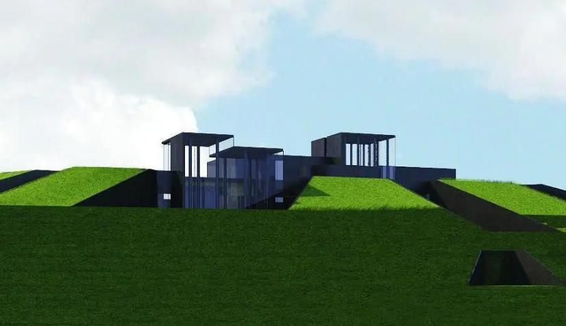 De base en ruinas a moderna vivienda