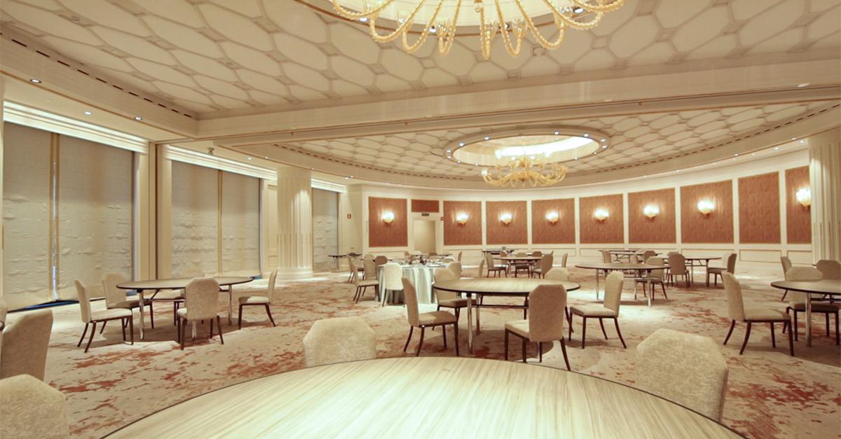 Un perfecto espacio para reuniones