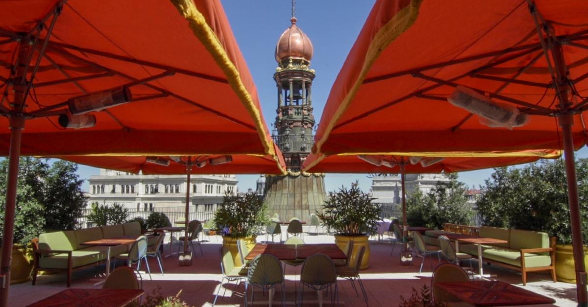 Restaurante dirigido por Dani García