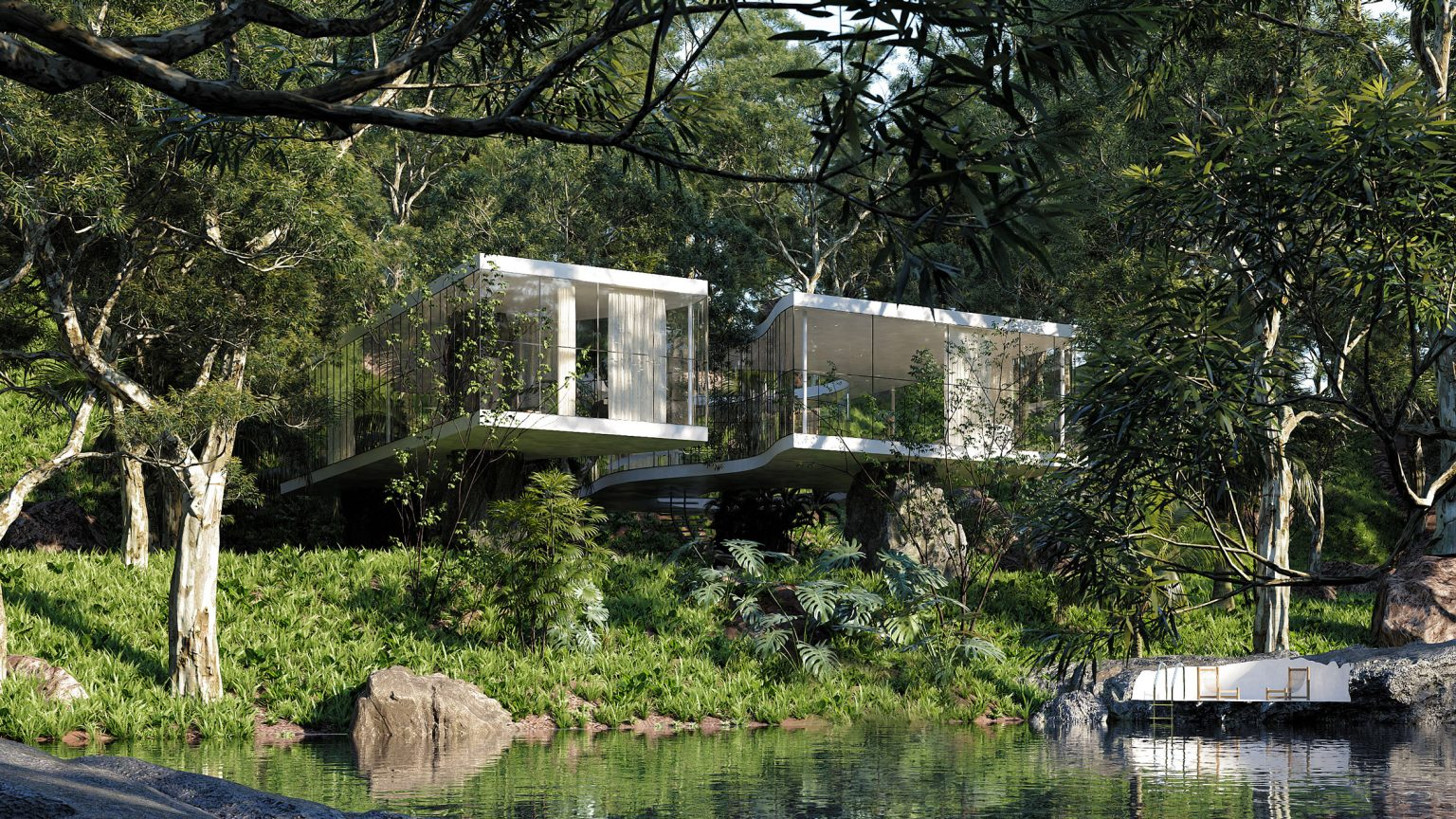 Casa Atibaia/Charlotte Taylor & Nicholas Préaud