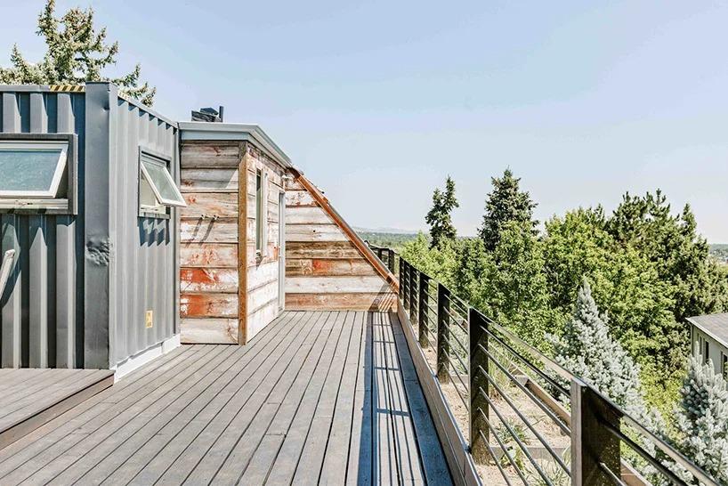 Amplías terrazas con vistas
