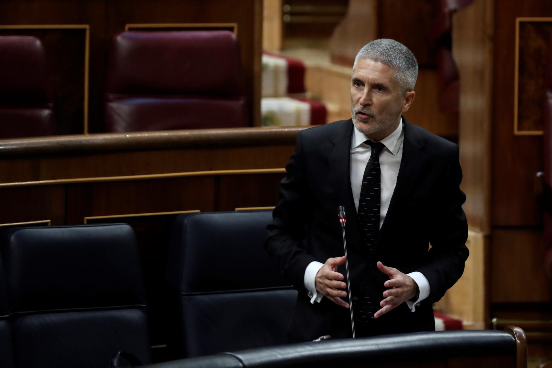 Grande Marlaska, ministro del Interior / Gtres