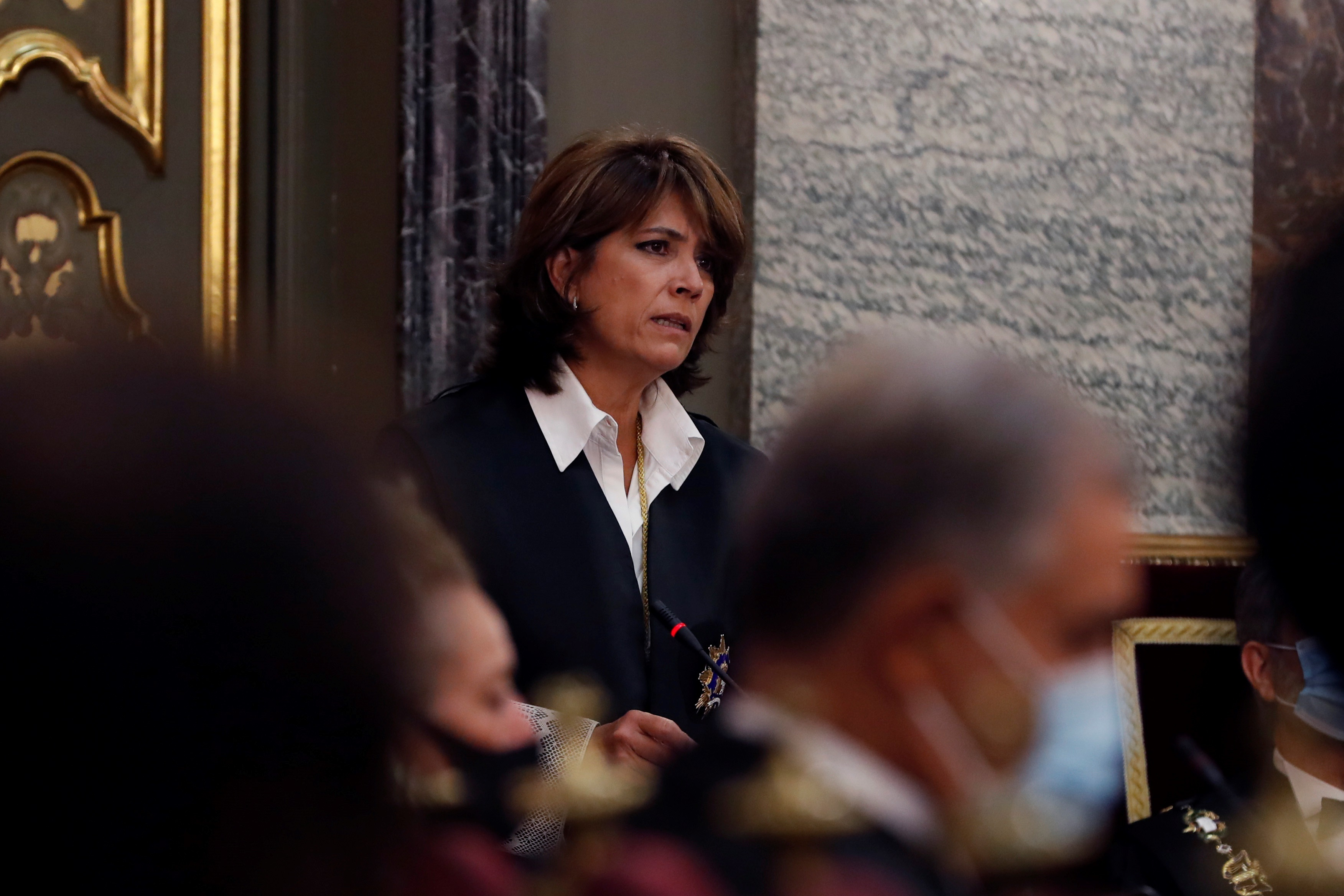 La fiscal general del Estado, Dolores Delgado / Gtres
