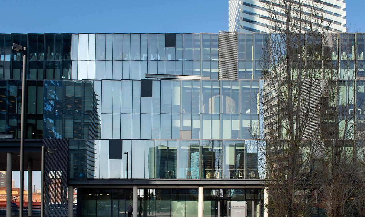 Edificio de Plaza Europa