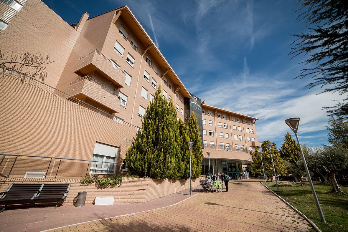 Imagen de la residencia en Albacete / Healthcare