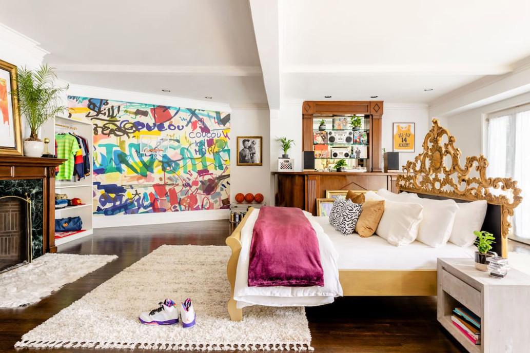 Dormitorio / Airbnb