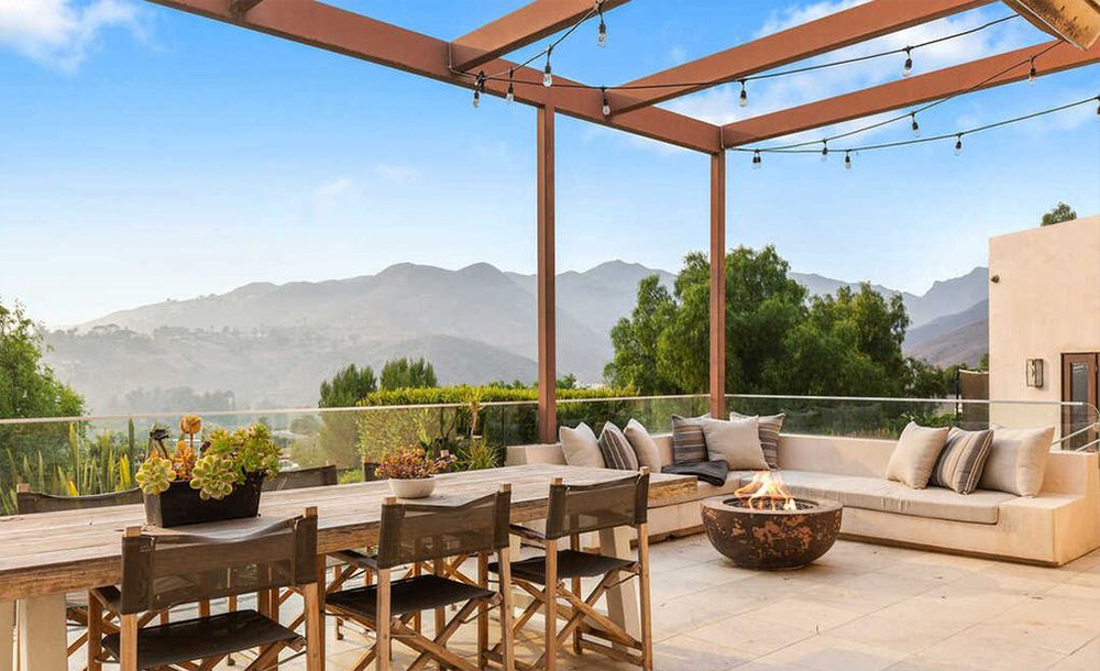 Espectacular terraza para grandes encuentros