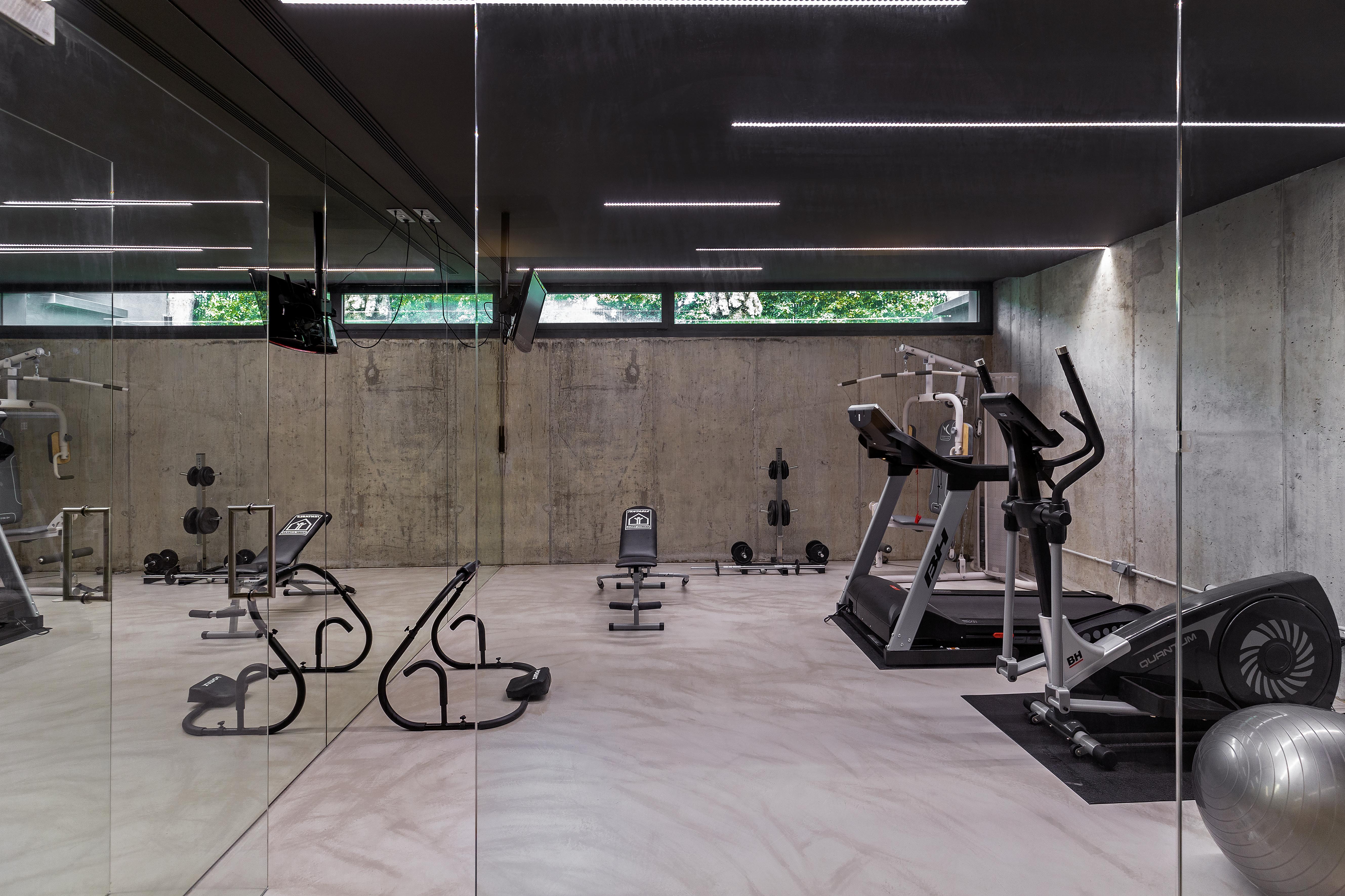 Un espacio reservado para el ejercicio