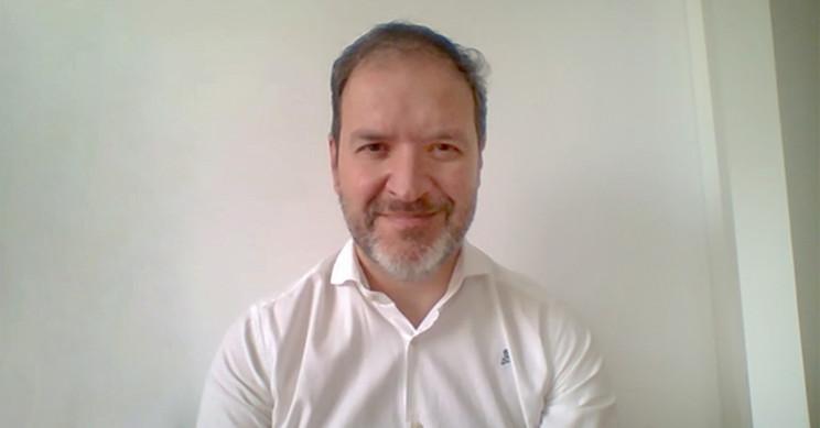 Mariano Fuentes, delegado del Área de Desarrollo Urbano del Ayuntamiento de Madrid.