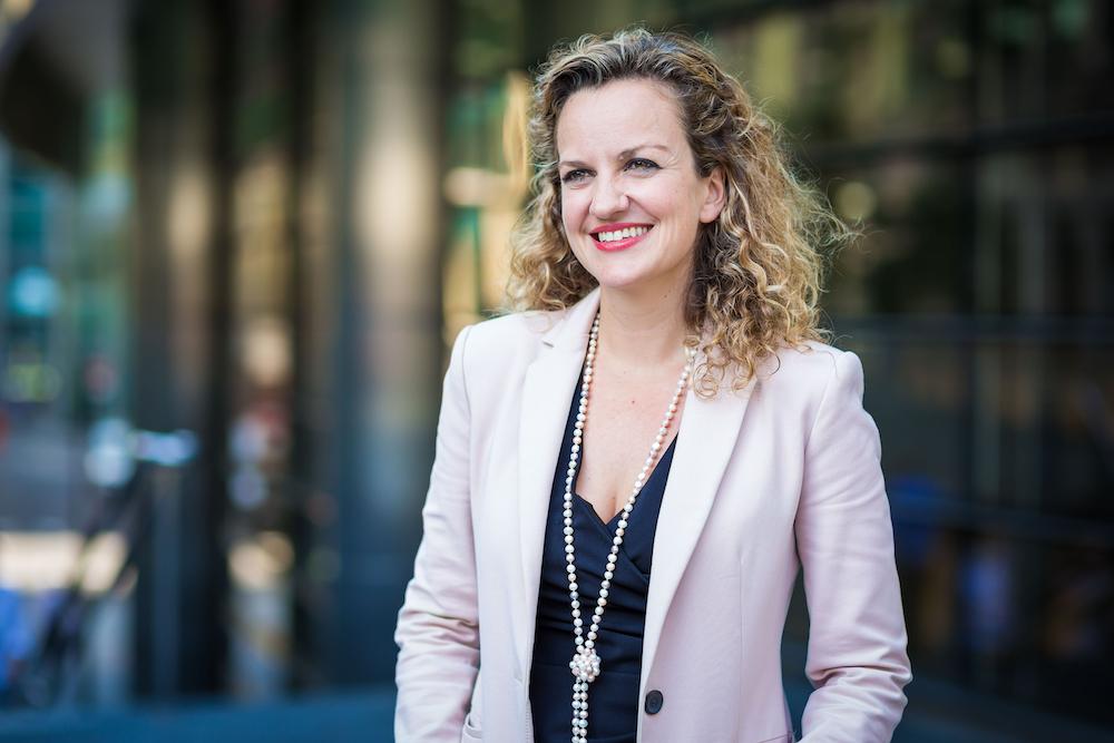 Marta Cladera, DG de Nuveen Real Estate en Iberia