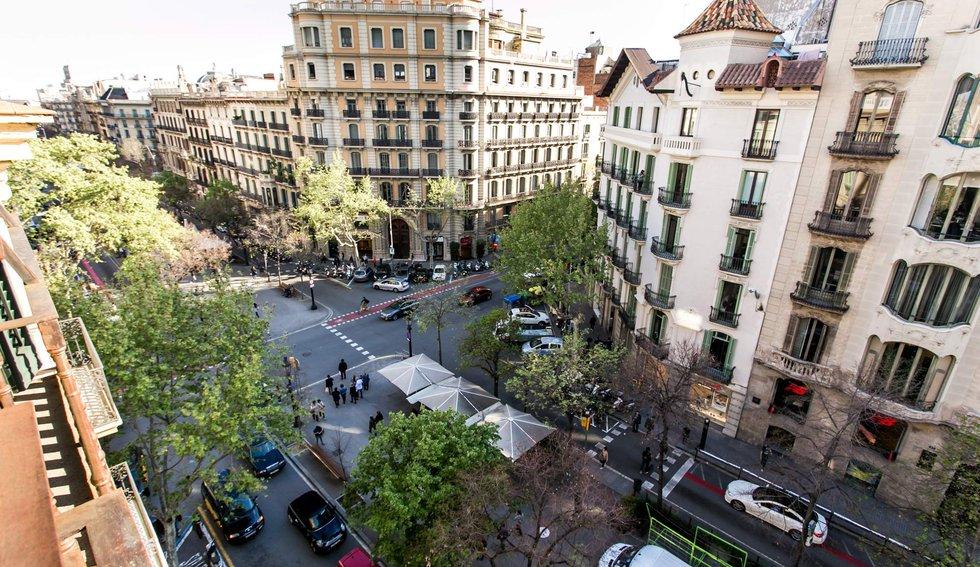Rambla Catalunya (Cosmospolitagroup)
