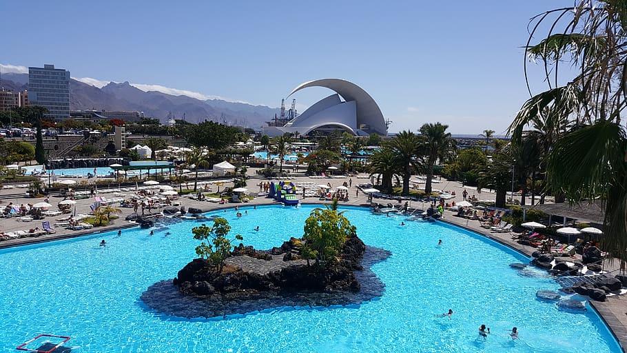Imagen de un hotel en Tenerife / pxfuel.com