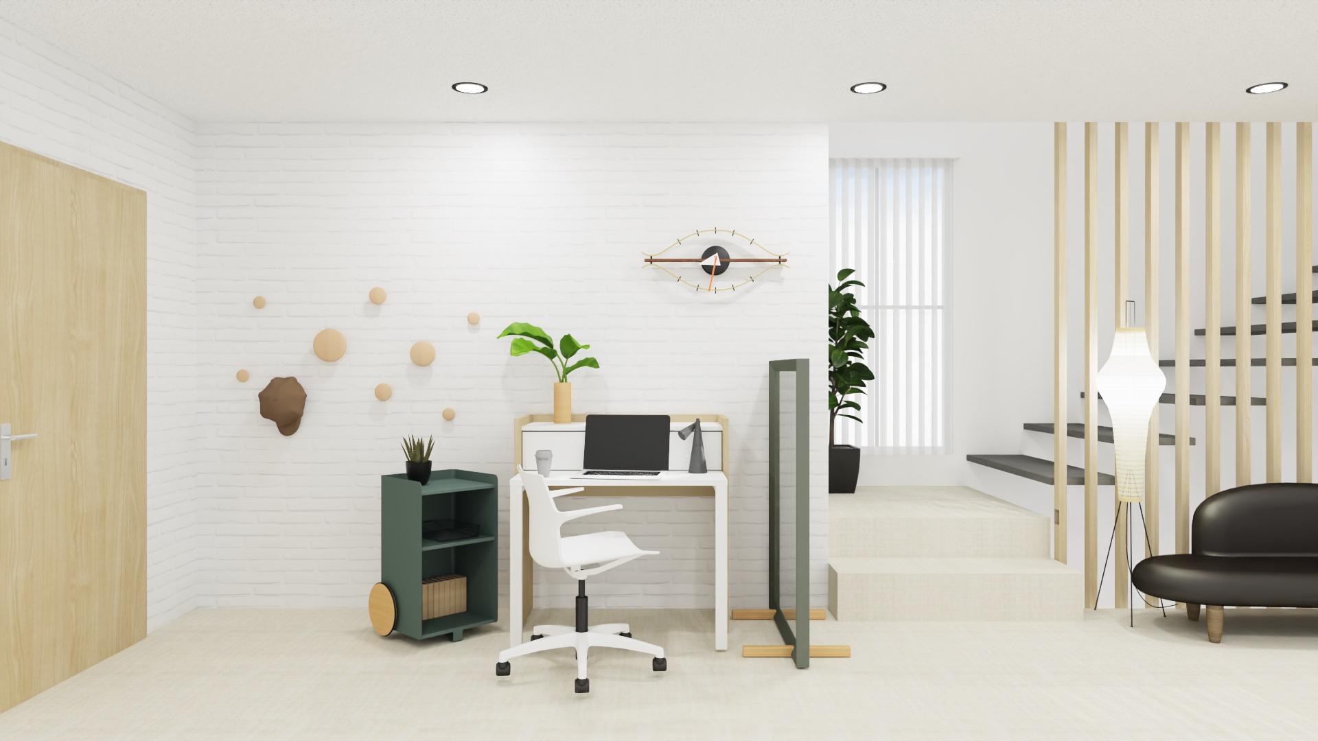 La compañía ha diseñado oficinas para el Ayuntamiento de Barcelona