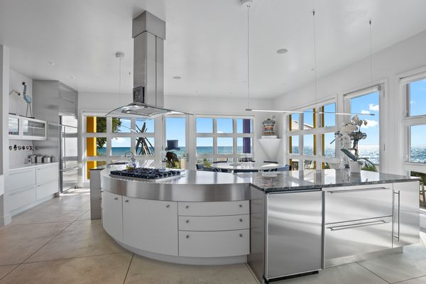 Cocina / Light Photography for Mahler Sotheby's International Realty