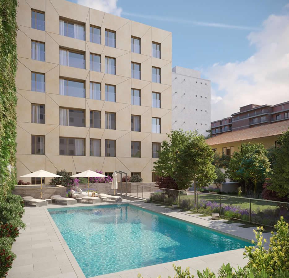 Posibilidad de instalar una piscina privada.