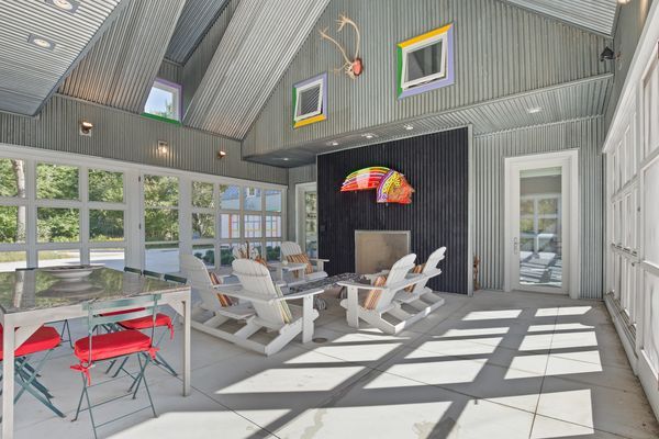 Solarium / Light Photography for Mahler Sotheby's International Realty