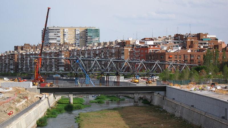 Arganzuela / Wikimedia commons