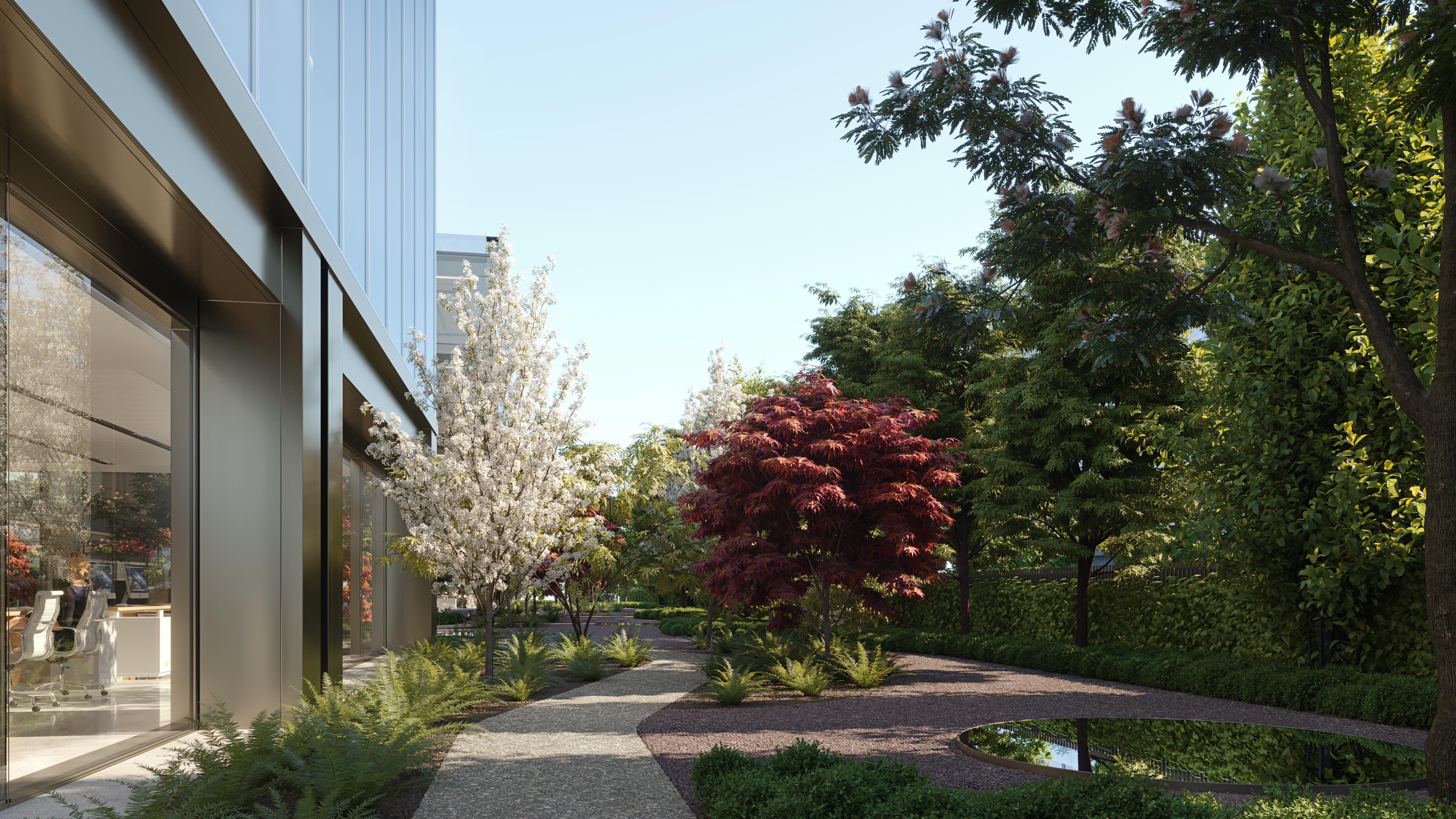 Edificio Botanic