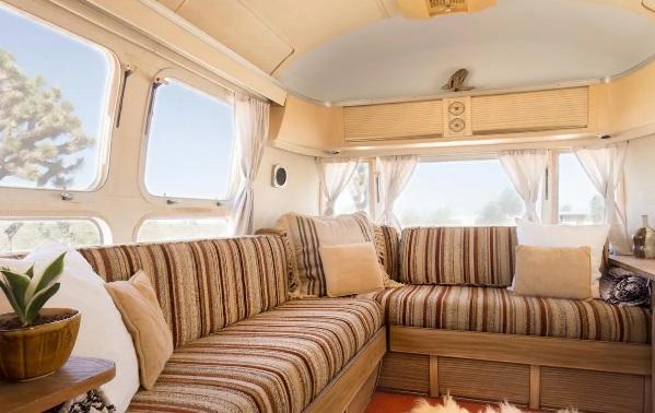 Todas las caravanas incluyen un espacio