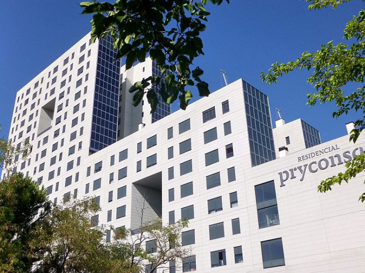 Imagen de una promoción de Pryconsa en Coslada. Zarateman / Wikimedia commons