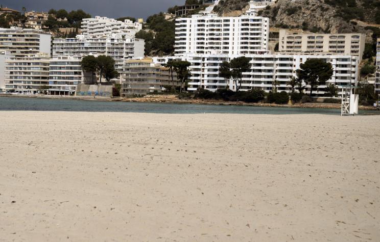 Hoteles en la playa / Gtres