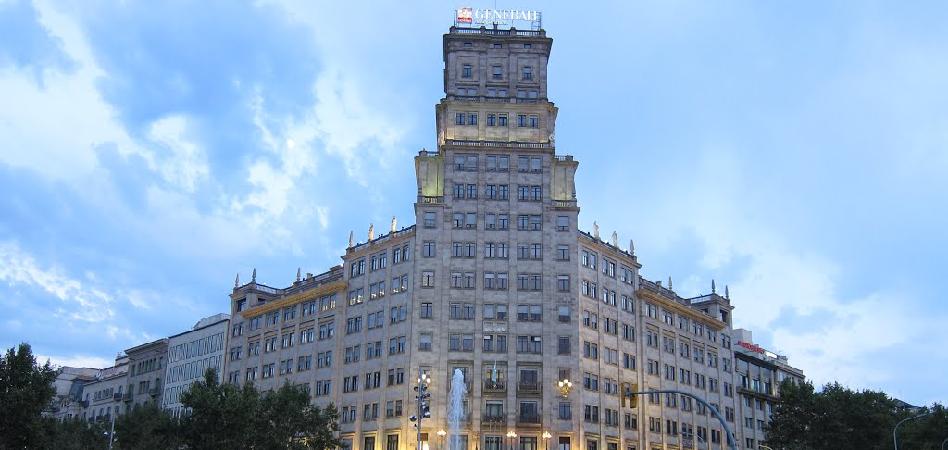 Edificio Generali Paseo de Gracia