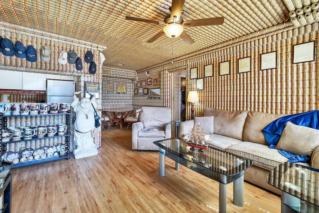 Interior del salón / Realtor.com