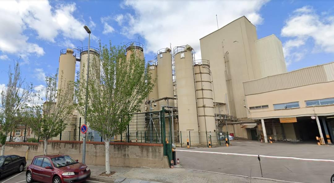 Imagen de la fábrica / Google Maps