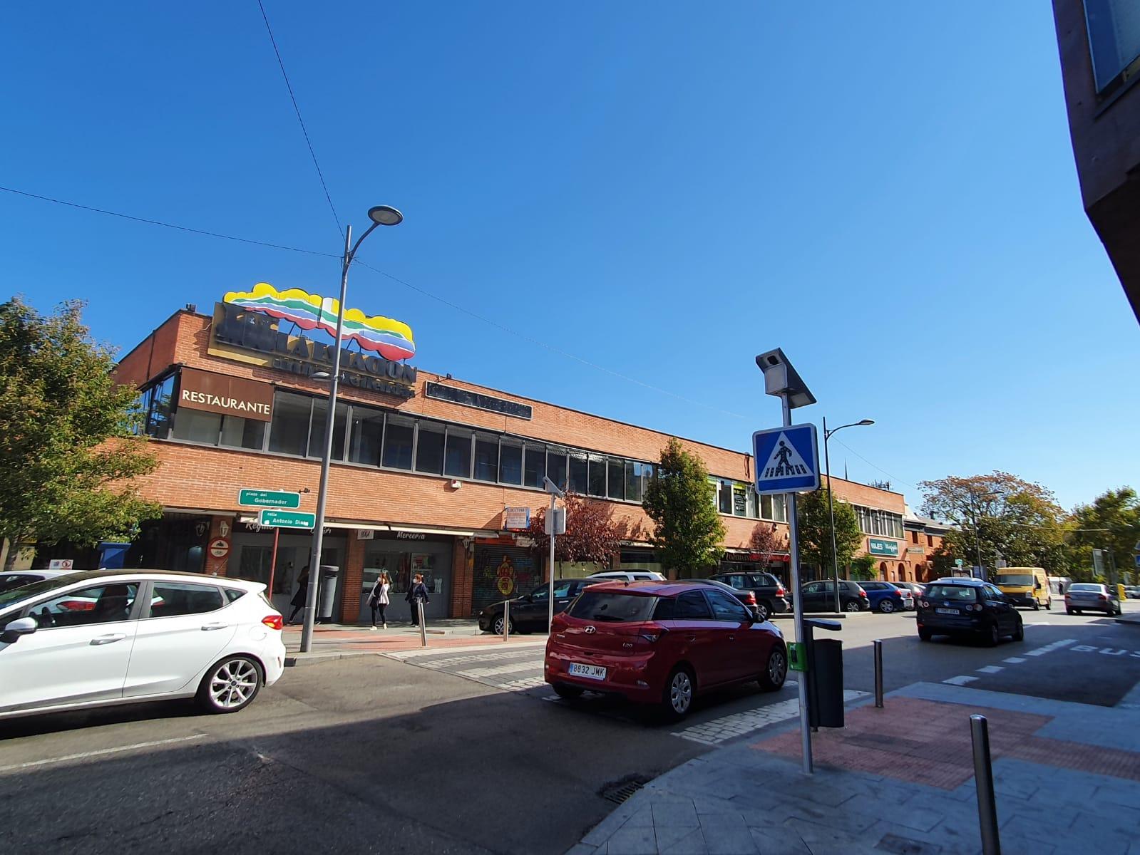 Centro comercial 'La Estación' / LyC Consultores