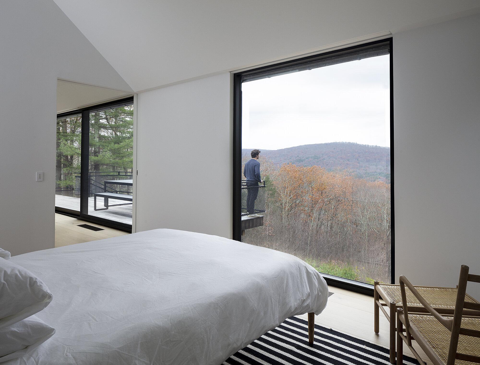 Con terraza para disfrutar de las vistas