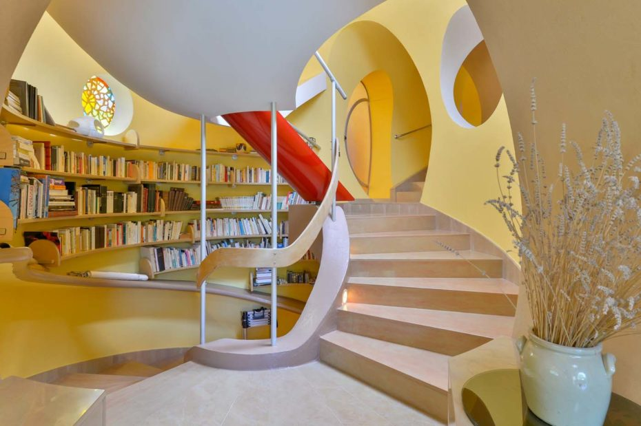 Biblioteca / Architecture de Collection