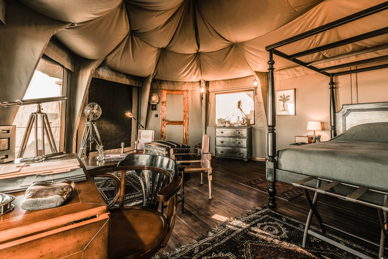 Dormitorio / Tibo Dhermy/Zannier Hotels